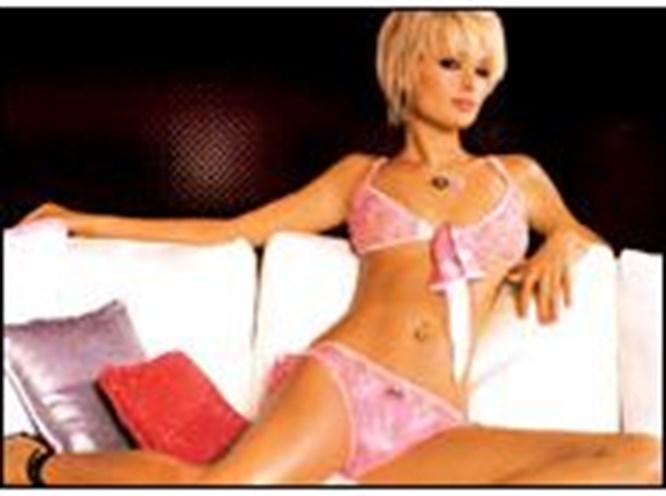 Paris Hilton'un yatağı satılık